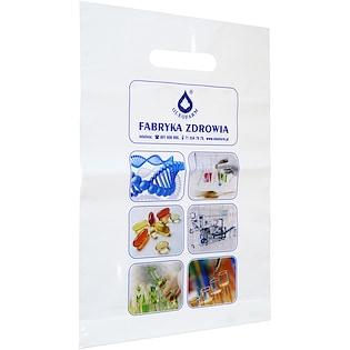 Sachet plastique Market 25 x 30 cm