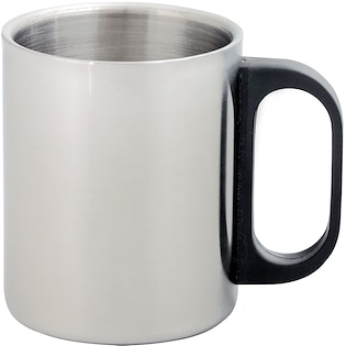 Taza de metal Cobra