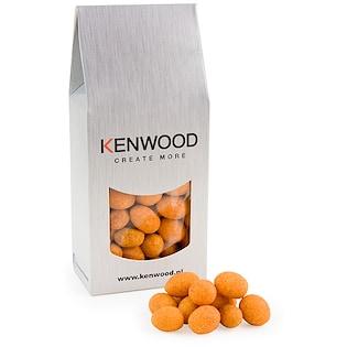 Paprikamaustetut pähkinät Crispy, 70 g