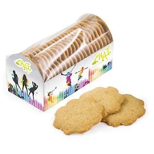 Biscotti pan di zenzero Mora