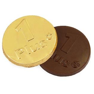 Chokladmedalj Olympic, 75 mm