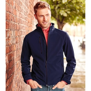 Russel Soft Shell Jacket Men