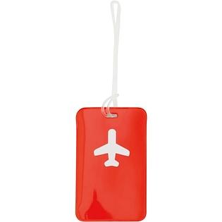 Kuffertmærke Plane