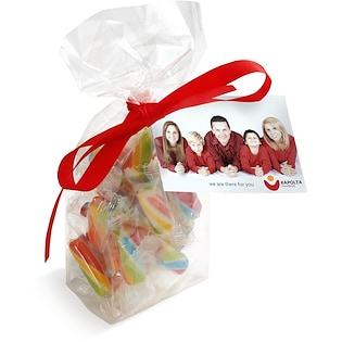 Süßigkeitentüte Candy Sticks, 100 g