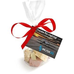 Süßigkeitentüte Nougat, 100 g