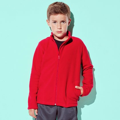 Stedman Active Fleece Jacket Kids