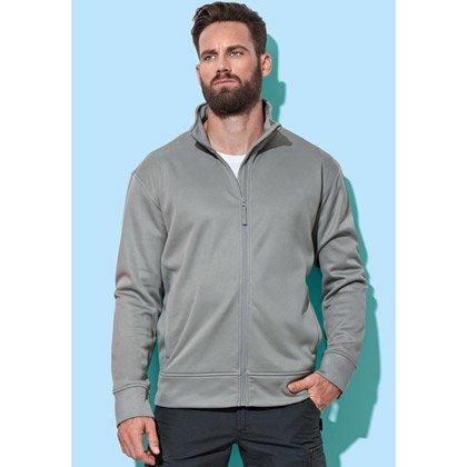 Stedman Active Bonded Fleece Jacket Men