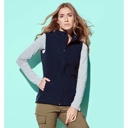 Stedman Active Fleece Vest Women