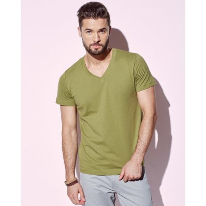 Stedman James V-Neck Eco