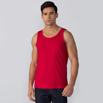 Gildan SoftStyle Tank Top Men