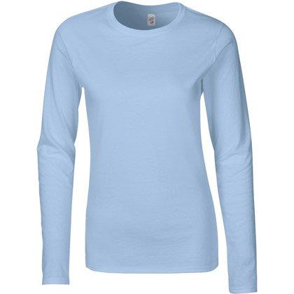 Langermet trenings t skjorte for Damer Axon Profil