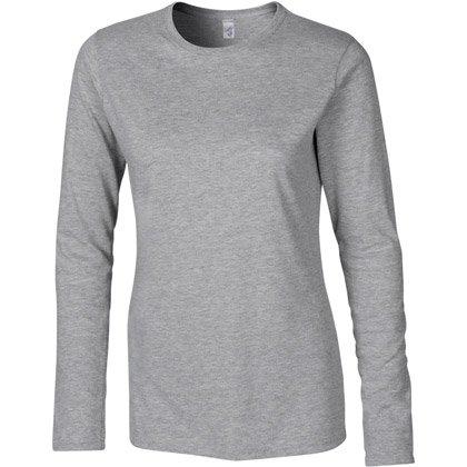 Sporty t skjorter til dame   T skjorter med trykk og logo