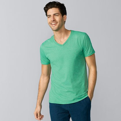 Gildan SoftStyle V-Neck Men