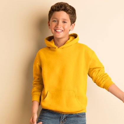 Gildan Heavy Blend Hooded Sweat Kids
