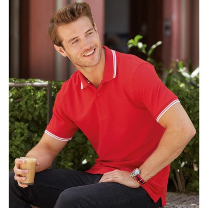 FOTL Premium Tipped Polo