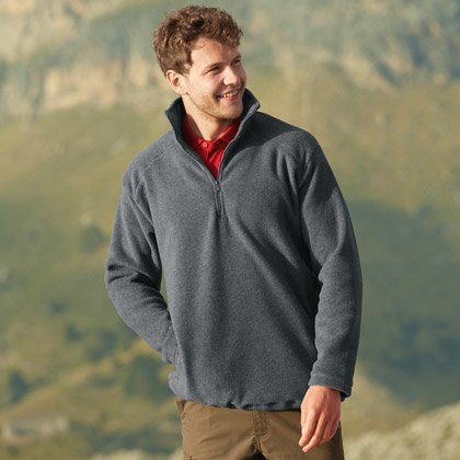 FOTL Half Zip Fleece