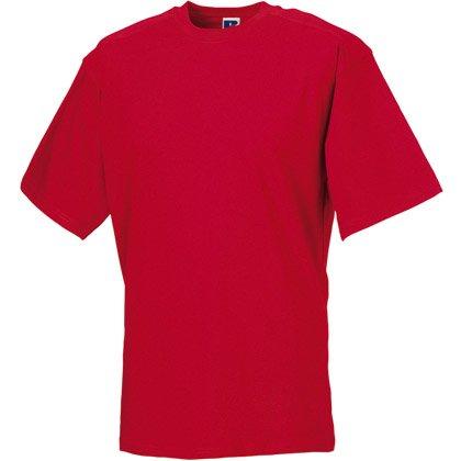 Arbejds T Shirts Med Tryk Axon Profil