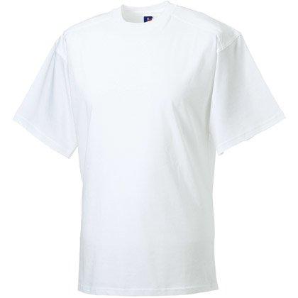 Arbejds t shirts med tryk axon profil for Heavy duty work t shirts