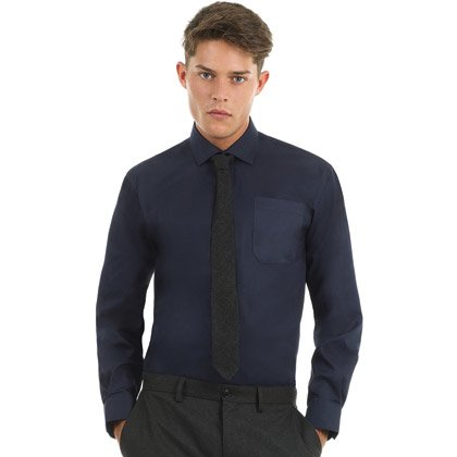B&C Sharp LSL Men