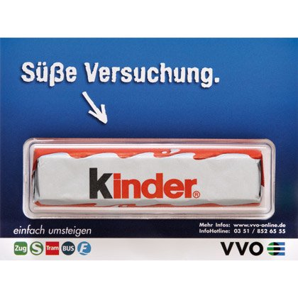 Cartolina Kinder