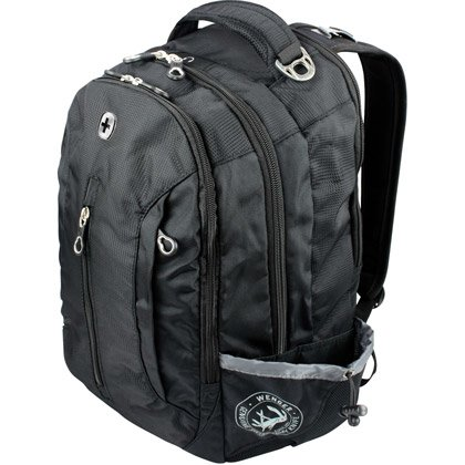 Wenger Rapid Laptop Backpack, 15""
