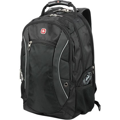 Wenger Legacy Laptop Backpack, 17""