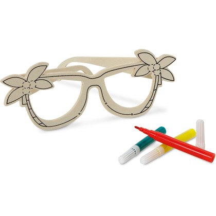 Buntstifte Set Glasses