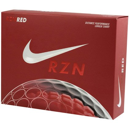 Pallina da Golf Nike RZN Red