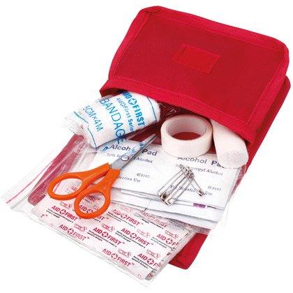 Första hjälpen-kit Caring