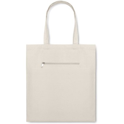 Borsa Shopper Zipper