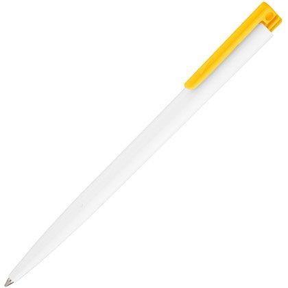 yellow PMS 1235