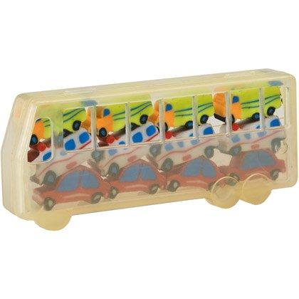 Radergummi Bus