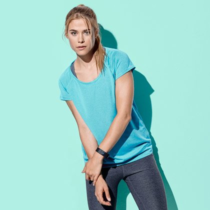 Stedman Active Performance Raglan Women