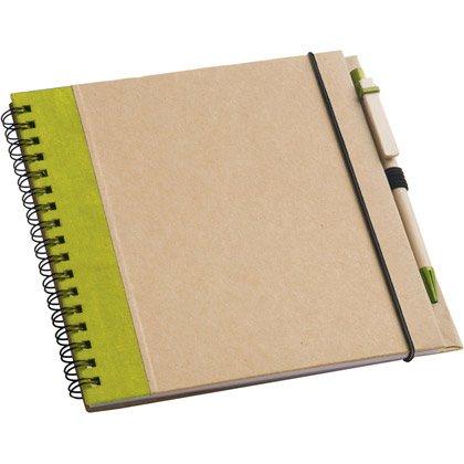 Cuaderno de espiral Excel