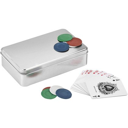 Poker Set Atlantic City
