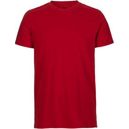 Miljøvennlige T skjorter med Trykk Axon Profil