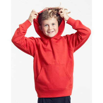 Kinder-Hoodie von Neutral