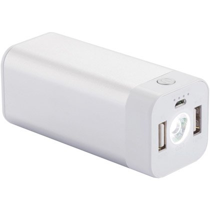 Powerbank Bridgeport, 8.000 mAh