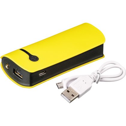 Powerbank Domino, 4.400 mAh