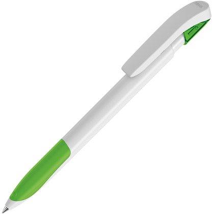 white/ light green