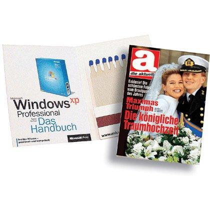 Streichholzbriefchen Magazine