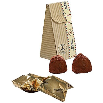 Chokladkartong Saint Tropez