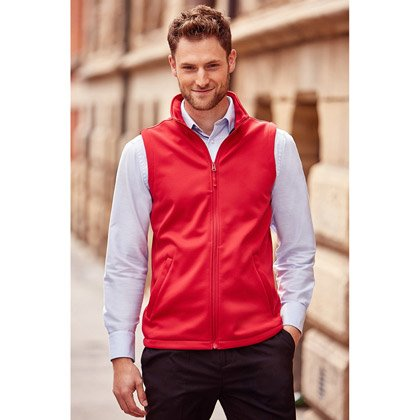 Russell Smart Softshell Gilet Men