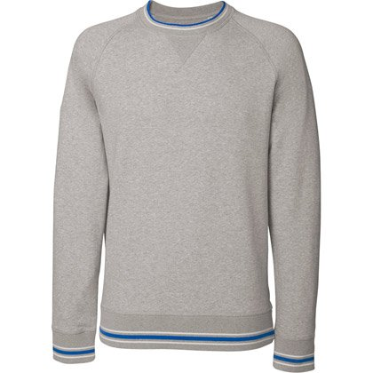 h grey/ white/ deep royal blue