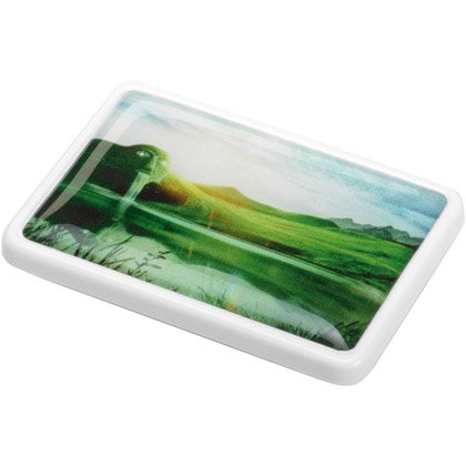 Magnete da frigo Photo Rectangle