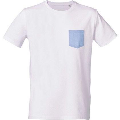 white/ blue fil-á-fil