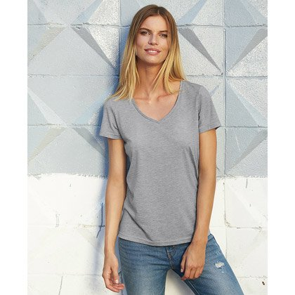 B&C Triblend V-neck Women