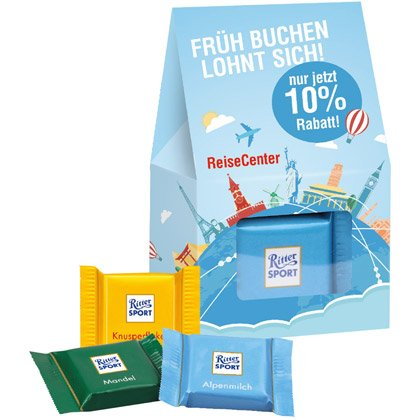 Ritter Sport Quadretties Bag