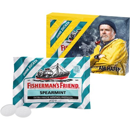 Fisherman's Friend Box