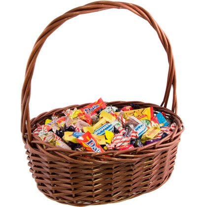 Julekurv Candy Mix, 2500 g